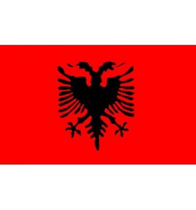 HOJAS ALBUM DE SELLOS DE ALBANIA FILABO
