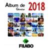 HOJAS ALBUM DE SELLOS DE GIBRALTAR