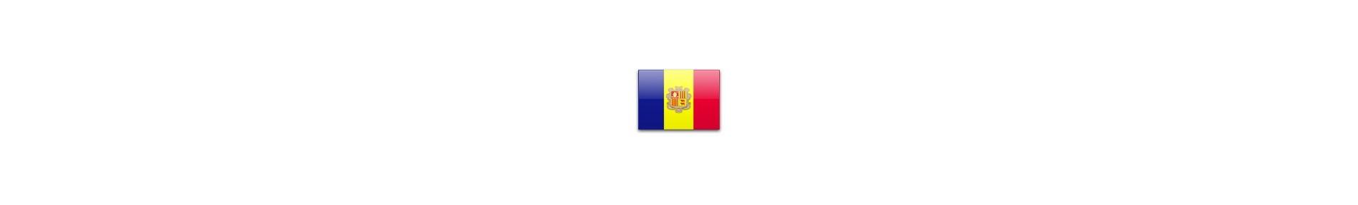 Andorra Española B-4